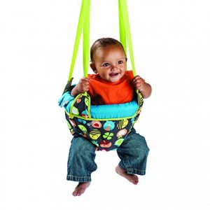 Evenflo ExerSaucer Door Jumper, Bumbly reviews
