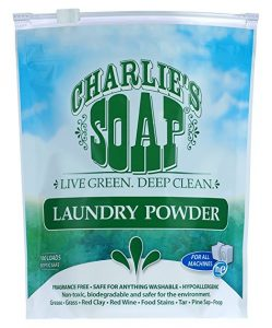 Charlie's Soap – Fragrance Free Laundry Powder