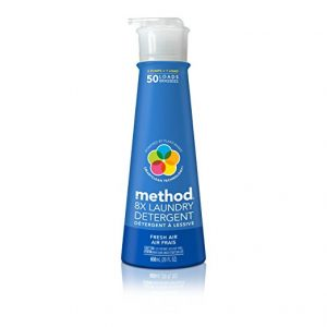 Method Naturally Derived 8X Concentrated Laundry Detergent