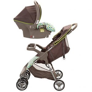 Cosco Lift & Stroll Travel System - Car Seat and Stroller reviews