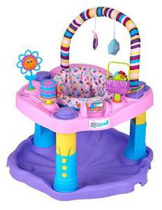 Evenflo Exersaucer Bounce and Learn Sweet Tea, Party reviews