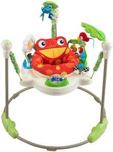 Fisher-Price Rainforest Jumperoo reviews