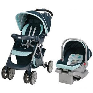Graco Comfy Cruiser Click Connect Travel System, Stratus reviews