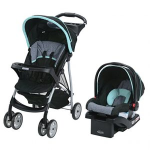 Graco LiteRider Click Connect Travel System reviews