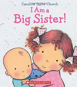 I am a big sister book reviews