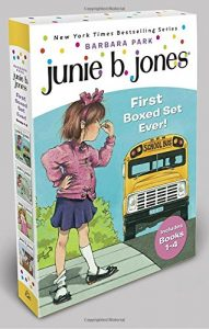 Junie B. Jones's First Boxed Set Ever reviews