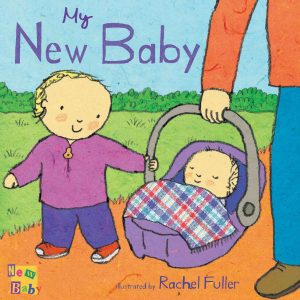 My New Baby Board book reviews