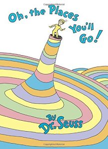 Oh, Baby, the Places You'll Go! Hardcover