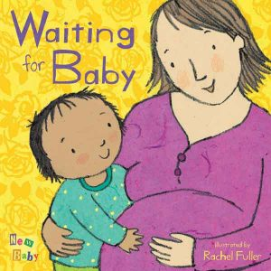Waiting for Baby Board book review