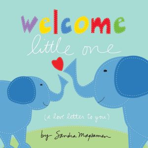 best baby book Welcome Little One