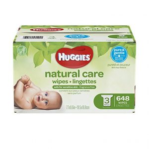 HUGGIES Natural Care Unscented Baby Wipes reviews