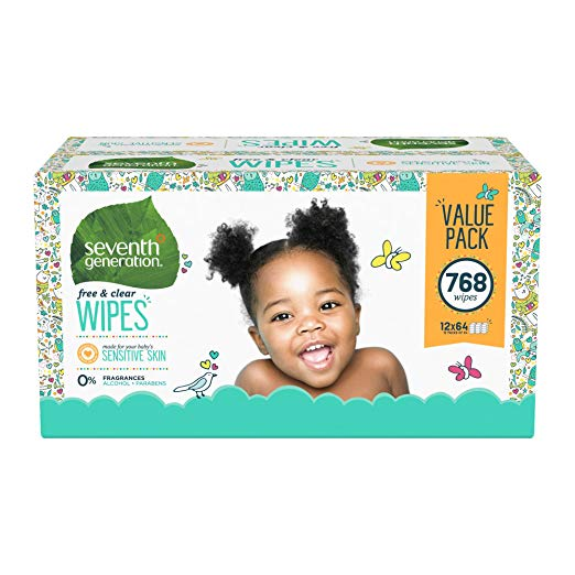Seventh Generation Baby Wipes reviews