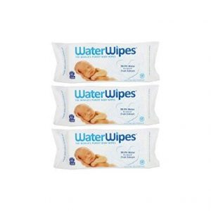 WaterWipes Sensitive Baby Wipes reviews