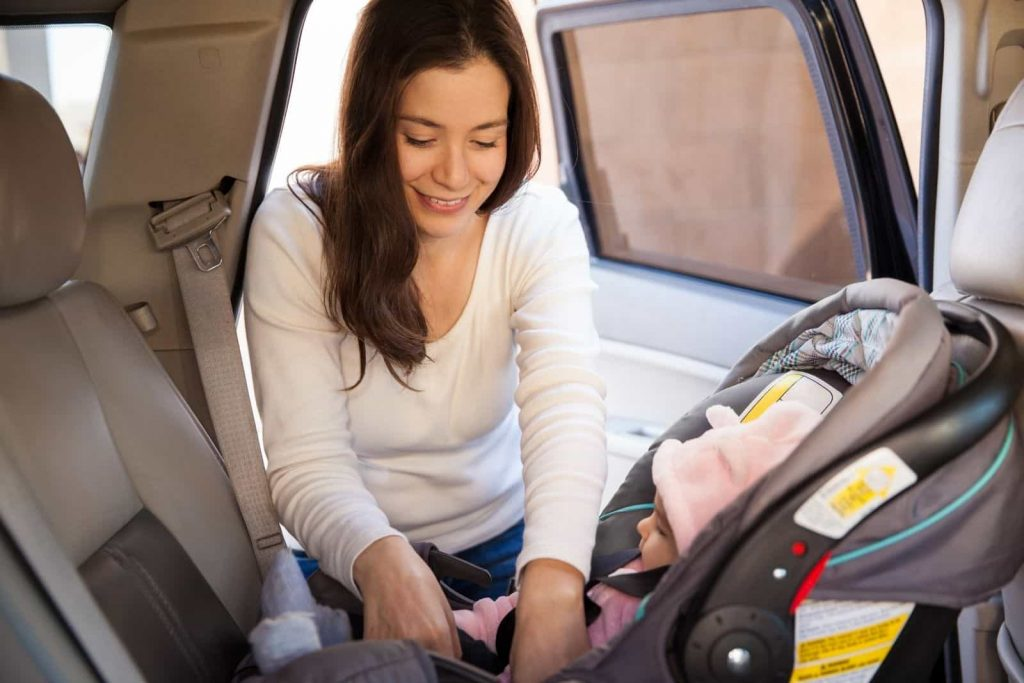 How To Travel With a Car Seat Step-By-Step